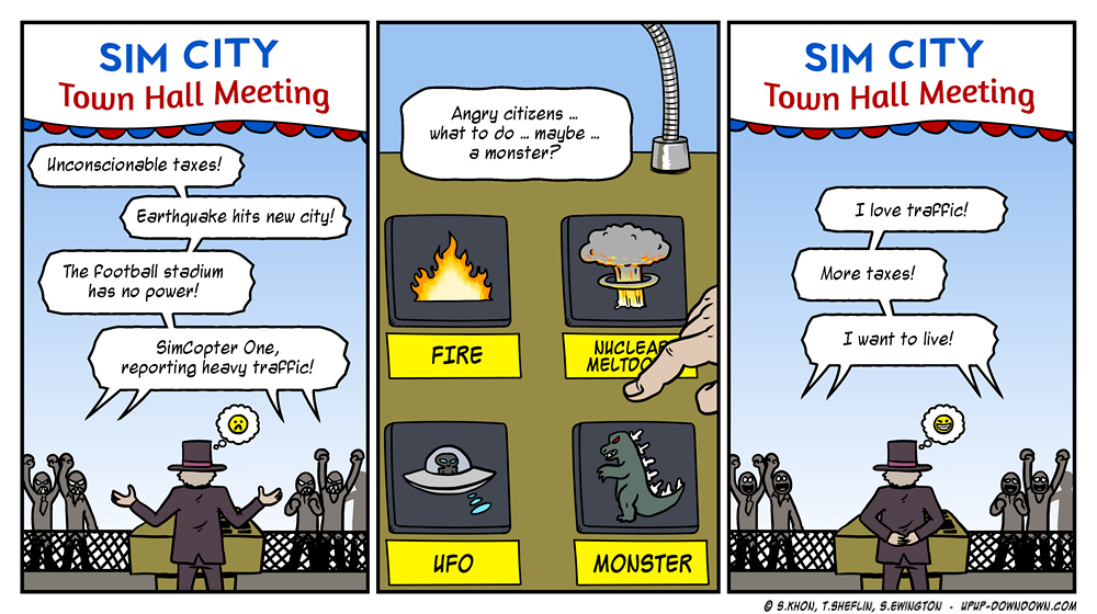 Image - 368502] | SimCity | Know Your Meme