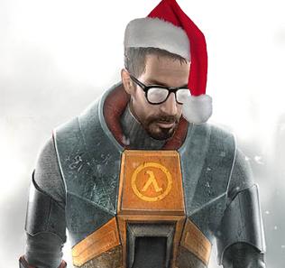 Half-Life 2 Christmas