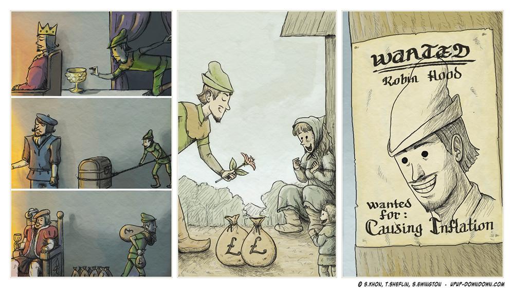 Robin Hood Economics